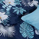 Комплект постельного белья KrisPol «Поляна цветов» 200x220 Ранфорс, фото 3