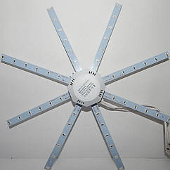 Светодиодный светильник VENOM ультрафиолетовый 24Вт 220V (LED GR-24)