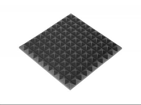 Акустичний поролон 50х50х4 см, фото 2