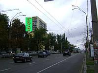 Брандмауэр на ул Б.Васильковская, 124