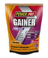 Гейнер Power Pro Gainer Ирландский Крем 2 кг