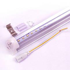 Светодиодный фитосветильник Venom 18W SMD2835 220В (FS-FS-013-18)