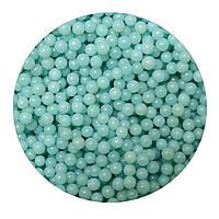 """Посыпка """"Жемчужные шарики (голубые) 2-3 мм."""", 50 гр."""