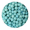 """Посыпка """"Жемчужные шарики (голубые) 5 мм."""", 50 гр."""