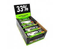Без Сахара Go On Nutrition Protein Bar 33% 50г 25шт (блок) (вкус соленая карамель)