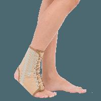 Ортез на голеностопный сустав с анатомическими шинами Т-8608