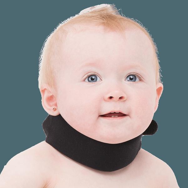 Бандаж на шийний відділ хребта для новонароджених і немовлят «Expert» TVE000 (з чохлом, Evolution),