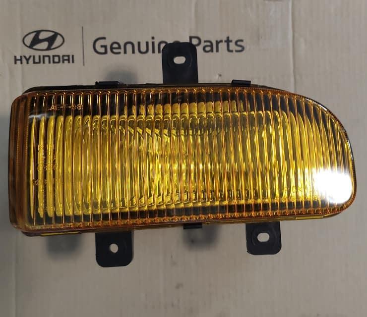 Фара противотуманная левая Hyundai HD120, HD210, Хюндай HD120 (92201 6A000)