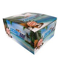 Батончик Кокосовый Низкокалорийный Power Pro Coconut Bar БЕЗ САХАРА 50г блок (20 шт)
