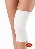 Еластичний бандаж на колінний суглоб (бавовна 35%) (Pani Teresa, 0301)