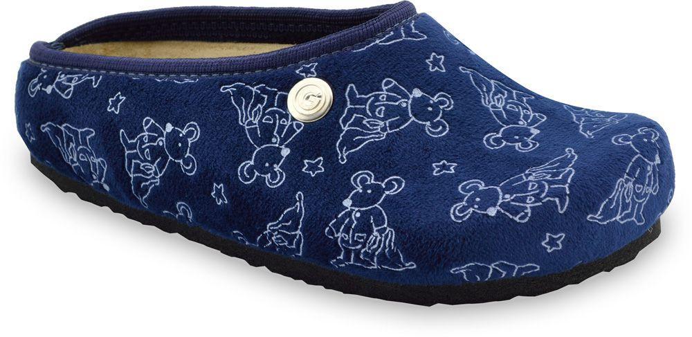 Сабо ортопедичні домашні дитячі Rabbit, Grubin сині