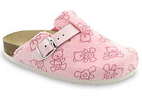 Сабо ортопедичні домашні дитячі Rim, Grubin рожеві, фото 1