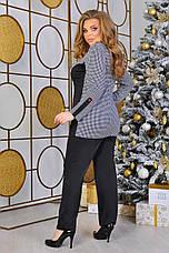 Батальный женский осенний костюм на каждый день, фото 3