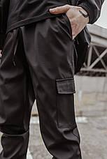"Размеры S-3XL   Мужские штаны Intruder ""Easy"" Softshell 4 цвета, фото 3"