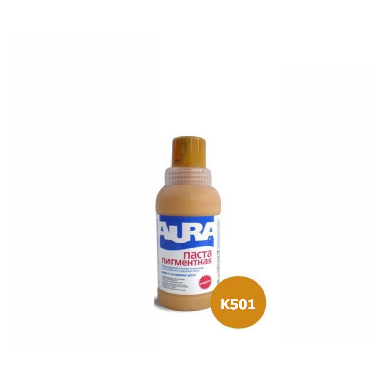 Пігмент універсальний Aura Ton К501 Охра 0,25 л