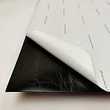 Самоклеящаяся виниловая плитка мрамор оникс 600х300х1,5мм, цена за 1 шт. (СВП-100) Глянец, фото 2