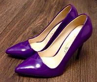 Лаковые туфли лодочкой кроме желтого