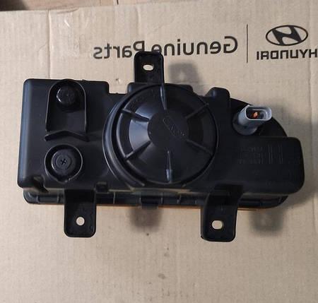 Фара протитуманна права Hyundai HD120, HD210, Hyundai HD120 (92202 6A000), фото 2