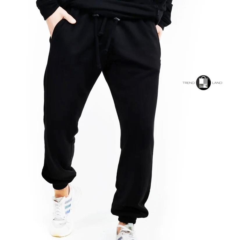"""Размеры S-3XL   Мужские спортивные штаны оверсайз """"Stroper"""" Intruder Black"""