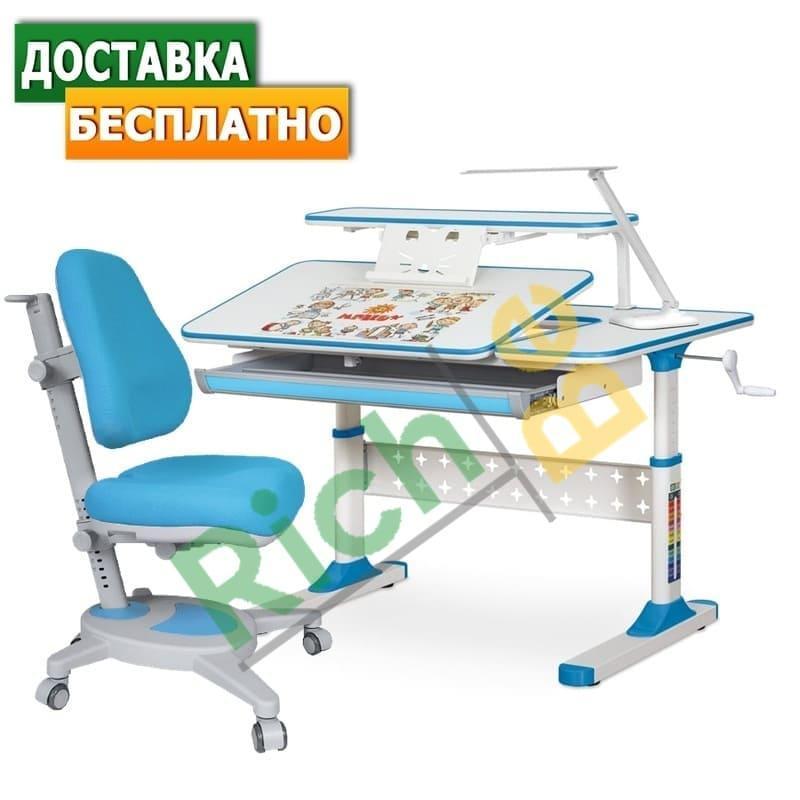 Ergokids TH-320 + Onyx   Дитячі стіл-парти і ортопедичні крісла