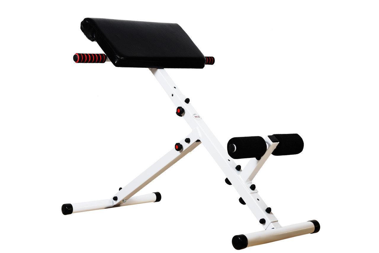 Тренажер гиперэкстензии WCG складной тренажер для спины