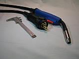 Сварочный рукав MIG 15AK ( Еврорукав ,горелка ) для полуавтомата, фото 4