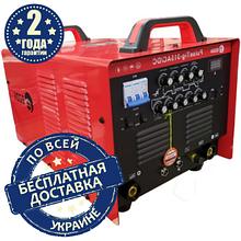 Сварочный аргоннодуговой аппарат Edon Pulsetig-315 AC\DC (+MMA)
