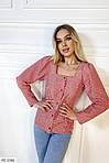 Жіноча сорочка в клітку, фото 3
