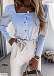 Жіноча сорочка в клітку, фото 5
