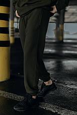"""Розміри S-3XL   Чоловічі спортивні штани оверсайз """"Stroper"""" Intruder Khaki, фото 2"""