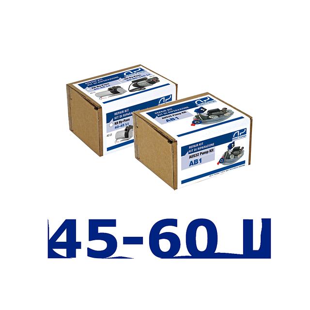 KIT 45-60 - Ремкомплект для насосов производительностью 45-60 л/мин (Adam Pumps)