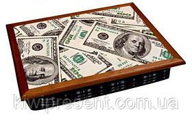 Піднос на подушці 040302 долари