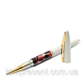 Ручка капиллярная подарочная Picasso 200083 белый корпус