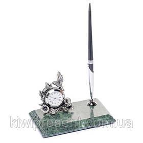Подставка для ручки BST 540014 16х10 мраморная