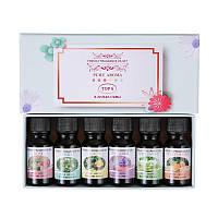 Аромамасла Pure Aroma, набор из 6 единиц