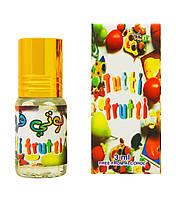 Солодкий фруктовий аромат Tutti Frutti (туті фрути) від Zahra