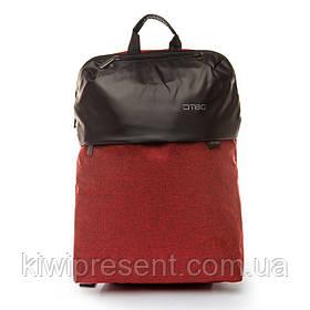 Рюкзак городской для ноутбука Красный мак BST 320018 32х17х47 см. бордо