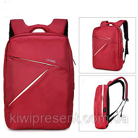 Рюкзак женский BST 320027 43х28х9 см. розовый
