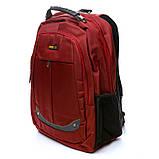 Рюкзак міський BST 430020 35х18х48 див. червоний, фото 4