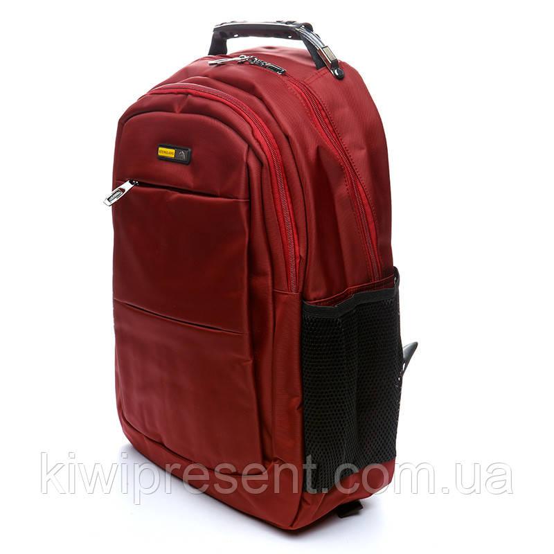 Рюкзак міський BST 430022 32х15х48т див. червоний