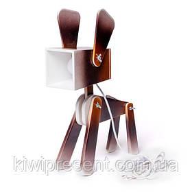 Світильник настільний собака 31*21*10 см BST 040572