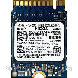 Внутренний накопитель SSD KIOXIA (Toshiba) BG4 256GB M.2 NVMe (KBG40ZNS256G) 2230 30MM (+ переходник 2280)
