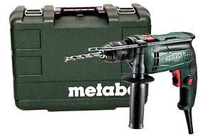 Ударний дриль Metabo SBE 650 (0.65 кВт, 9 Нм) (600671510)