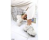 Кроссовки на массивной подошве, фото 3
