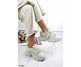 Кроссовки на массивной подошве, фото 6