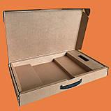 Коробка с пластиковой ручкой, фото 4