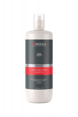 Шампунь для волосся кератинове відновлення Indola Innova Professional Kera Restore 1000 мл