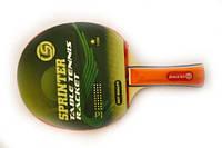 Ракетка для настольного тенниса 1* для начинающих