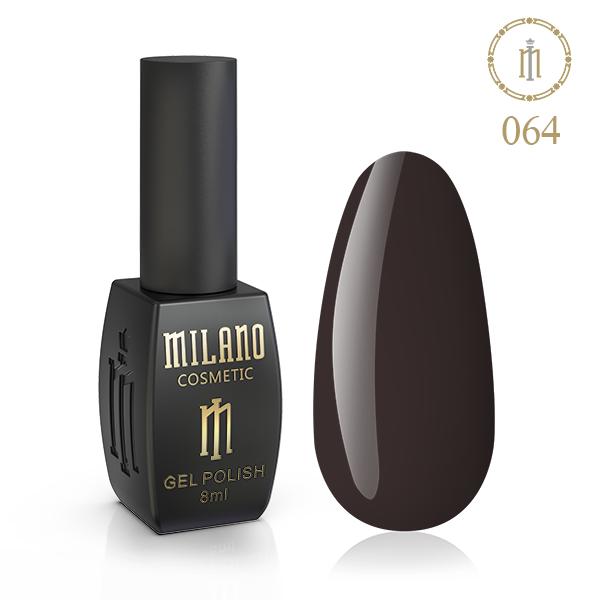 Гель-лак MILANO 064, 8 мл