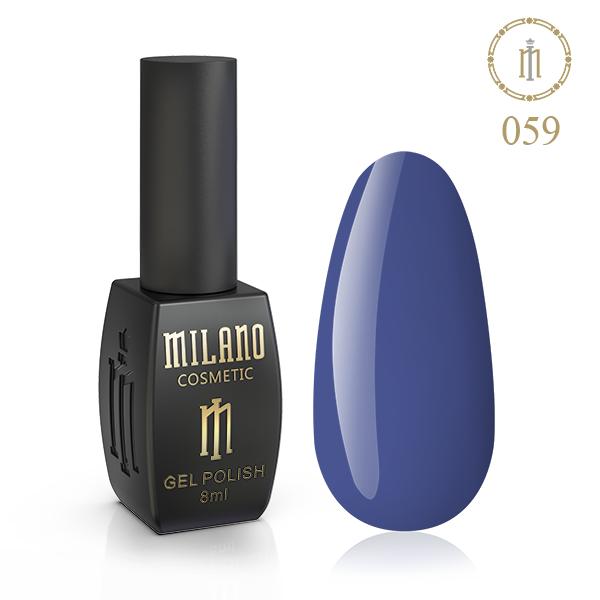 Гель-лак MILANO 059, 8 мл